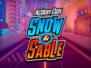 Action Ops Snow and Sable Slot