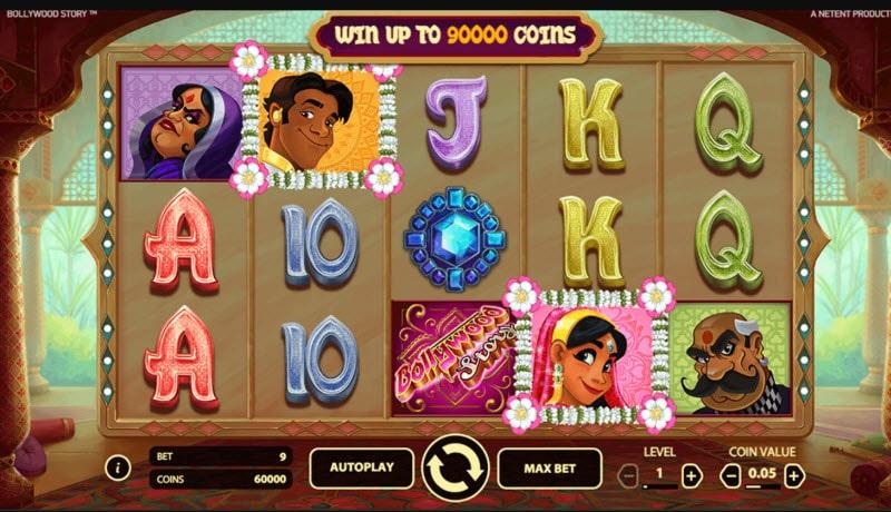 Bollywood Story Game Slot