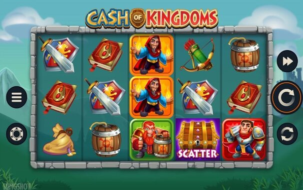 Cash of Kingdoms Slot Game