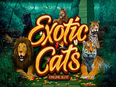 Exotic Cats Slot