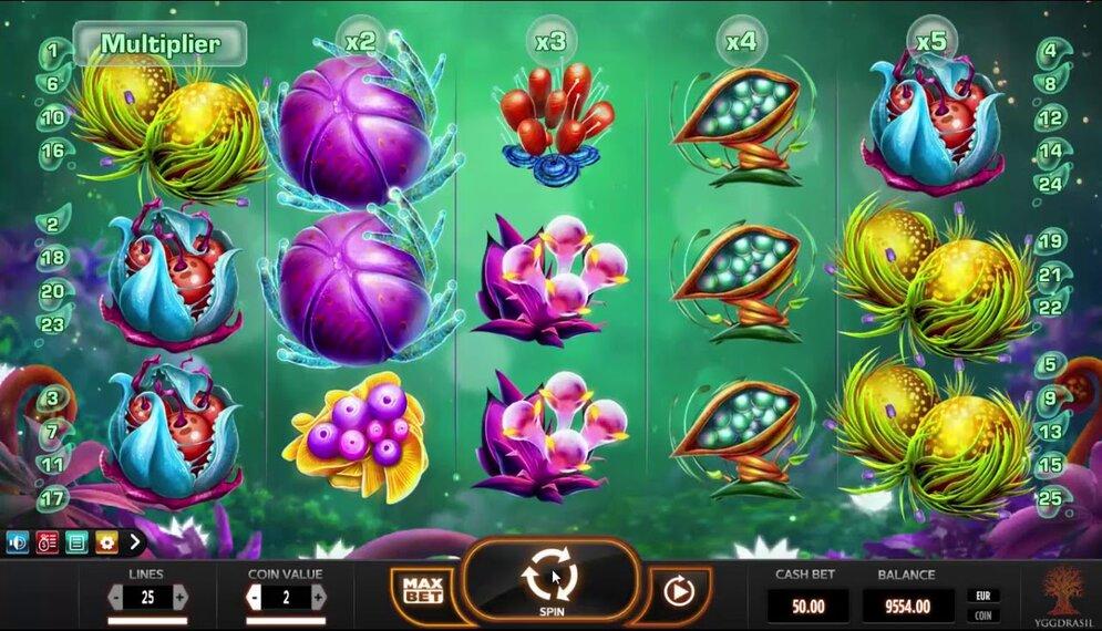 Fruitoids Game