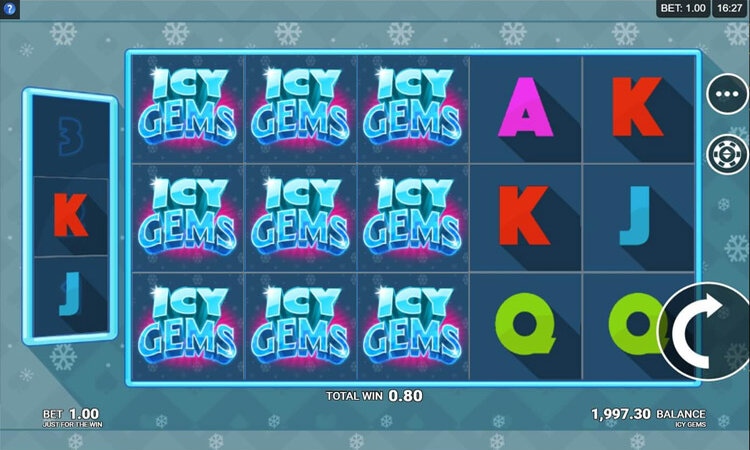 Icy Gems Slot Game