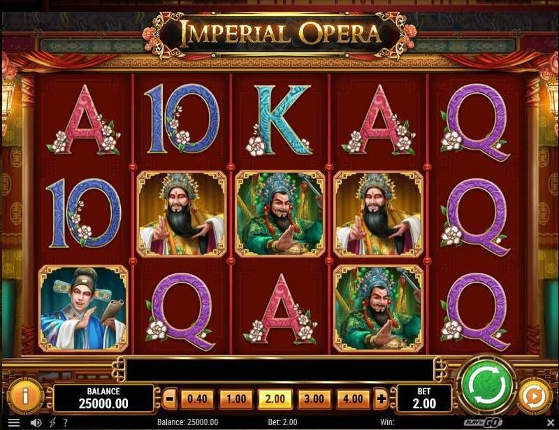 Imperial Opera Game Slot