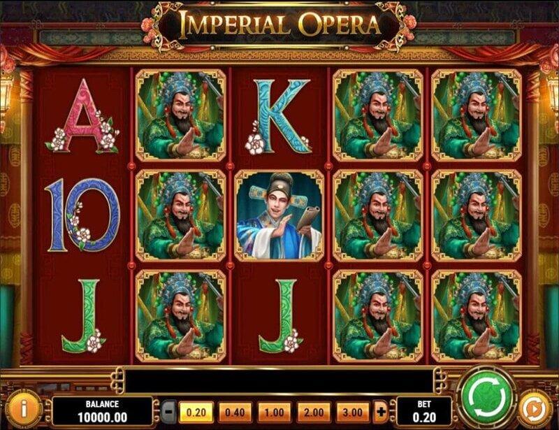 Slot Imperial Opera