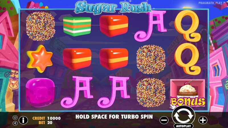 Sugar Rush Game