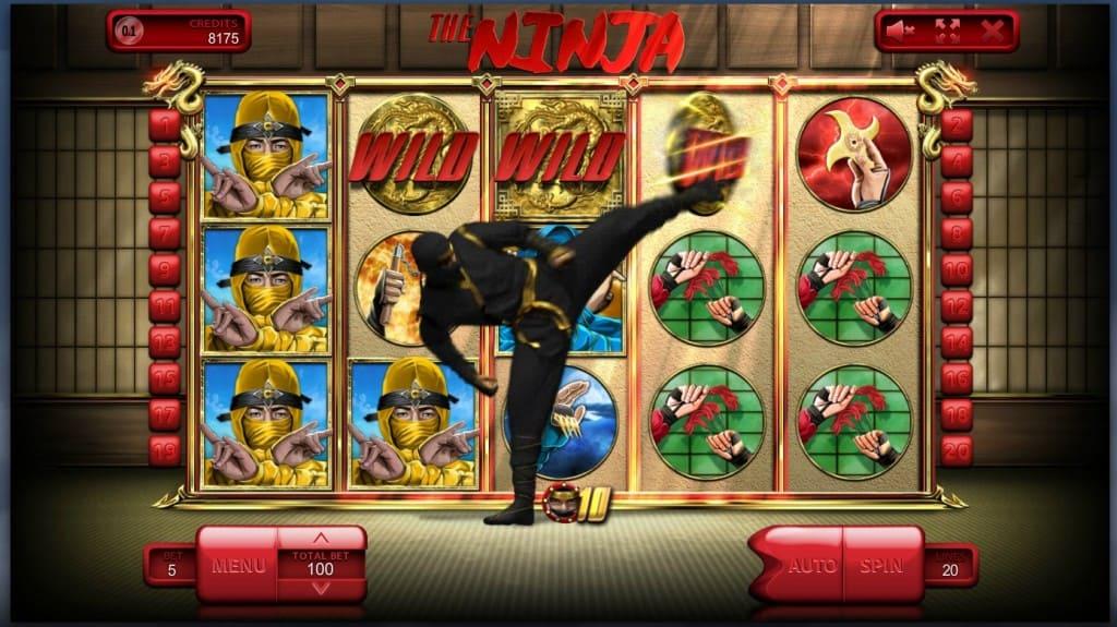 The Ninja Game Slot