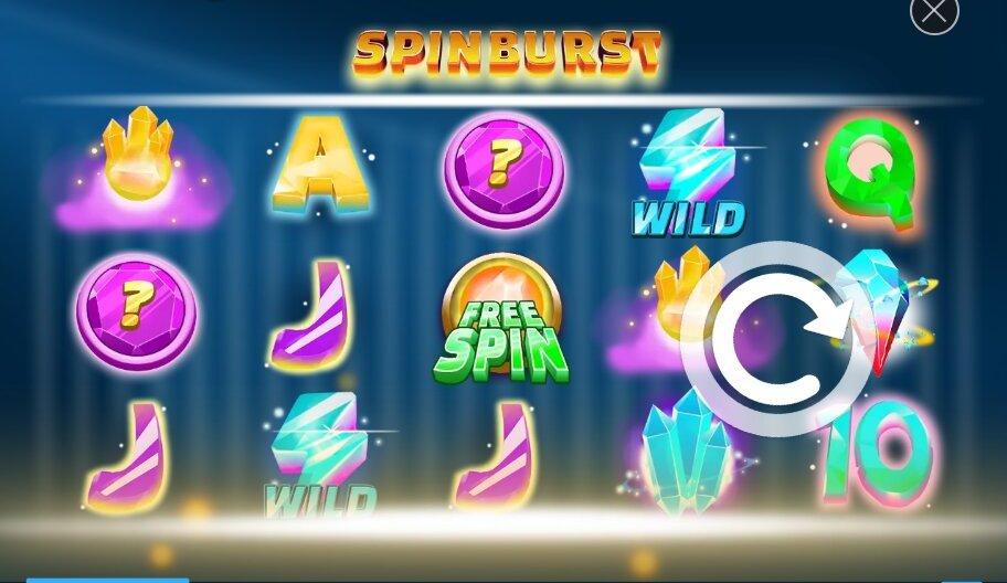 Spin Burst Slot Game