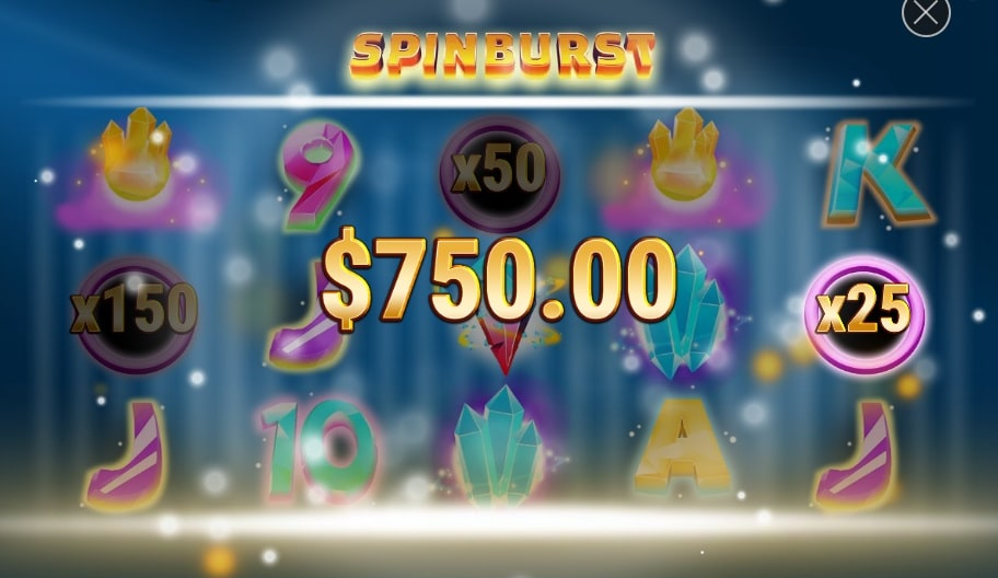 Spin Burst Slot