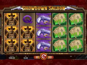 Showdown Saloon Wild