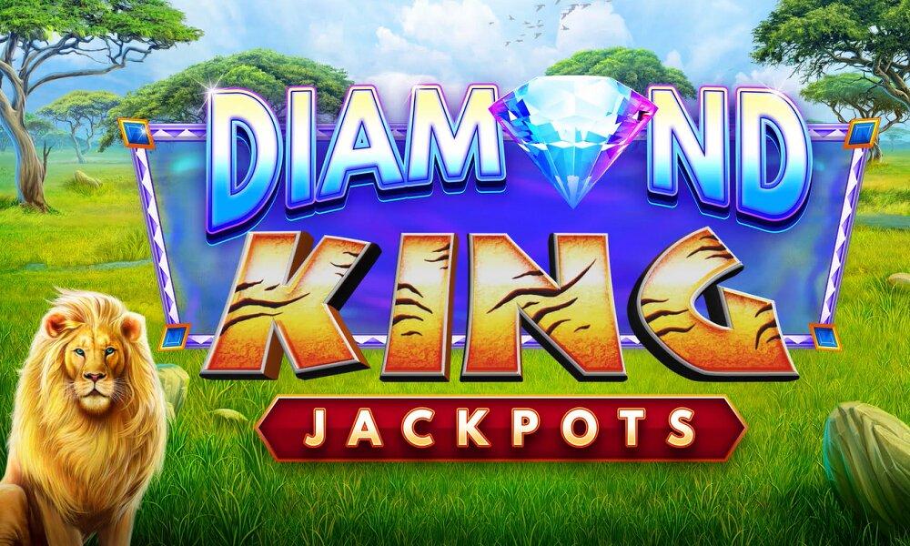 Diamonds King Jackpot Slot